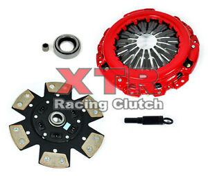 XTR STAGE 3 RACING CLUTCH KIT fits 2003-2006 NISSAN 350Z INFINITI G35 VQ35DE