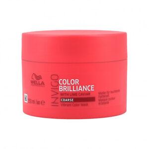 Wella - Invigo Color Brilliance Mask for Coarse Hair (150ml)