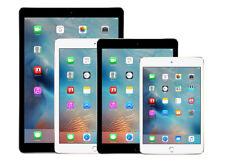 Apple iPad Pro Air Air 2 Mini 1 2 3 4 - ALL iPAD MODELS, All Colours - Excellent