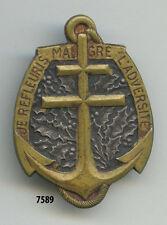 Insigne troupes coloniales , Centre d'Instruction Divisionnaire / 1 DFL.