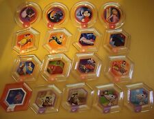 DISNEY INFINITY Series 3 Complete Set Used Power Disc Lot Angus Violet Walle 17