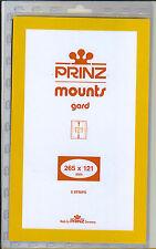 Package of 5 Prinz BLACK Mounts 265 x 121