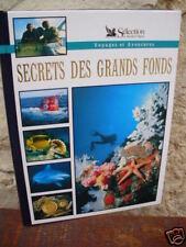 Voyages et aventures: Secrets des grands fonds 1995