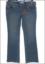 "BNWT Para Mujer Oakley Spinster Stretch Denim Jeans W27 ""L"" Uk8"