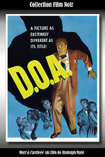 DVD Collection Film Noir : Mort À L'Arrivée (D. O. A.)