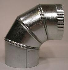 "8"" Adjustable 90 degree Elbow / Dust Collectors"