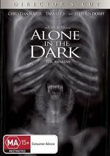 Alone in the Dark (DVD, 2008)