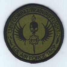 "138th COMBAT TRAINING FLIGHT ""U.S. AIR FORCE TACP"" subdued  patch"