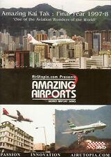 Kai Tak Hong Kong Airport The Final Year DVD