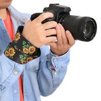 Soft Multi-Color Universal Camcorder Camera Shoulder Strap Neck Belt for DSLR UK
