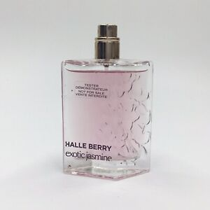 HALLE BERRY Exotic Jasmine Women's Perfume Eau de Parfum Spray 1 oz NO CAP TSTR