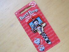 Kw1 House Key Betty Boop And Bimbo for Kwikset lock Made in The Usa