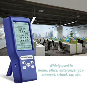 PPM CO2 Messgerät Kohlendioxid Gasanalysator Air Quality Detektor Ausverkauf