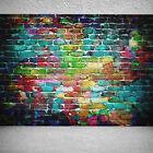 1.5x2.1m Colorido LADRILLOS MURO Fotografía Backdrop Fondo Foto Estudio Utilería