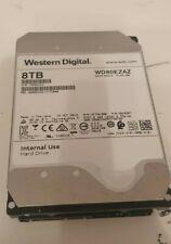 DUE HDD Western Digital WD80EZAZ - 8TB interno SATA III - 256MB Cache