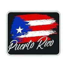 Puerto Rico Flag Vinyl Sticker Decal Car Truck Laptop Window SIZES