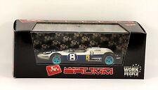 Brumm Ferrari 158 GP Mexico 1964 Lorenzo Bandini R291B limited edition Boxed