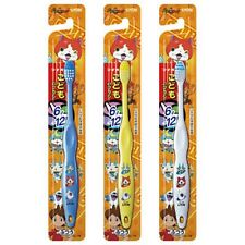 *TIME SALE* Yokai Watch Kid's Toothbrush BLUE YELLOW WHITE Set *MAKE OFFER NOW!*