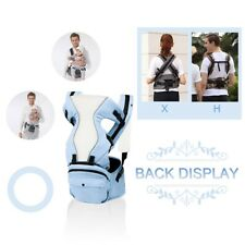YulDek Baby hip seat and baby carrier in Blue