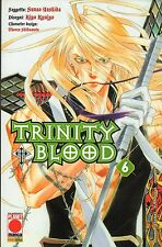 PLANET MANGA TRINITY BLOOD DELUXE VOLUME 6 (SCONTO 15%)