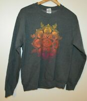 JUICELAND Juice Land Austin Texas Sweatshirt Crewneck Mens Adult SMALL