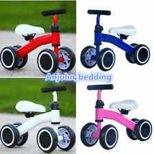 4 Colors Balance Training Mini Bike Scooter Walker Scooter for 1-2 Year Old Baby
