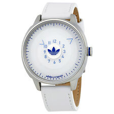 Adidas San Francisco White Dial Men Leather Watch ADH3127