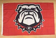 University of Georgia Bulldogs 3x5 ft Flag NCAA