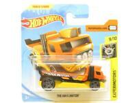 Hot Wheels The Haulinator Orange Experimotor 51/250 Short Card 1 64 Scale Sealed