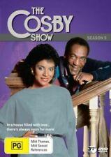 The Cosby Show Season 5 (dvd 2008 3-disc Set) Region 4 Comedy in VGC