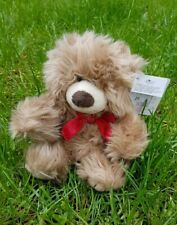 RUSS BERRIE TEDDY FROM THE PAST BRENTWOOD 18cm