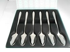 Arthur Price Sophie Conran Rivelin Set Of 6 Mug Spoons Teaspoons