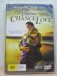 TAKING A CHANCE ON LOVE DVD, GENIE FRANCIS, TED MCGINLEY - NEW All Regions PAL