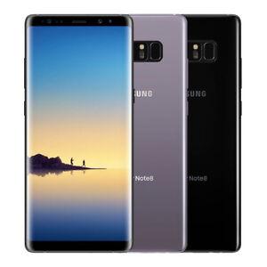 Samsung N950 Galaxy Note 8 64GB Factory Unlocked Smartphone - Very Good
