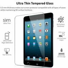 Tempered GLASS Screen Protector For Apple iPad 2 3 4 Mini 1st 2nd 3rd Generation