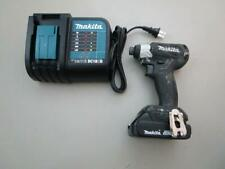Makita XDT15 Impact Drill With 12V Battery And Charger