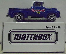 MJ7 Matchbox - 1956 Ford P.U. - 1998 Matchbox 5th Annual Toy Show - Hershey, PA