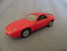 655F Solido 1336 Porsche 928 Red 1:43