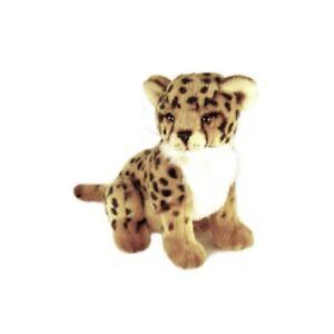 Cheetah Cub  Plush Stuffed Soft Toy 26cm Calypso by Bocchetta CLEARANCE