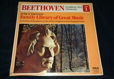 Beethoven, Symphony No. 6 (Pastoral), Vinyl LP, NEW, STILL SEALED, COVER NM