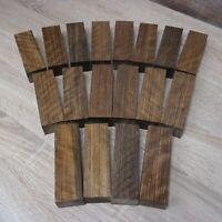 Drechselholz Ovangkol 18x Messergriff Rohling Messerbau Pen Plank Bastelholz 019