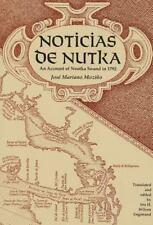 Noticias de Nutka (American Ethnological Society Monographs)