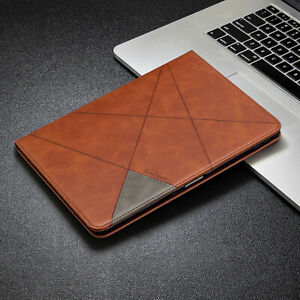 """For iPad 8th 7th 6th 5th Mini 5 4 Air 3 Pro 11"""" Case Smart Leather Wallet Cover"""