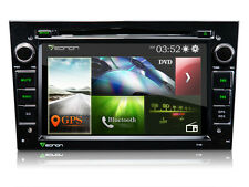 EONON D5156Z Radio GPS OPEL Black/Noir - Dual CAN BUS - Map Europe - 4×65W