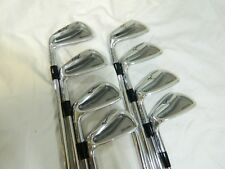 New LH Mizuno MP 54 MP54 Iron Set 3-PW DG s300 Stiff Steel Irons