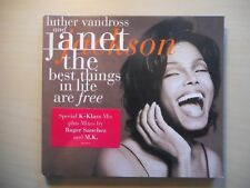 JANET JACKSON : THE BEST THINGS IN LIFE ARE FREE [ CD MAXI ]