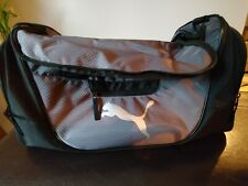 Puma 3.0 Contender Duffel Bag - Charcoal - Brand New With Tags