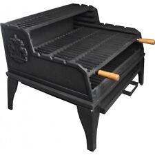 Plancha Grillplatte barbecook emaillierter Guss für Siesta 43x35cm