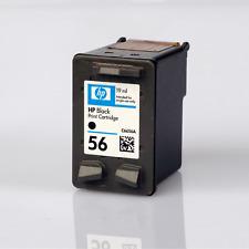 HP 56 C6656A Black- Original Tintenpatrone versiegelt ohne Karton