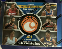 2019-20 Panini Chronicles FACTORY SEALED BOX -LOADED JA, ZION FROM SEALED CASE!!